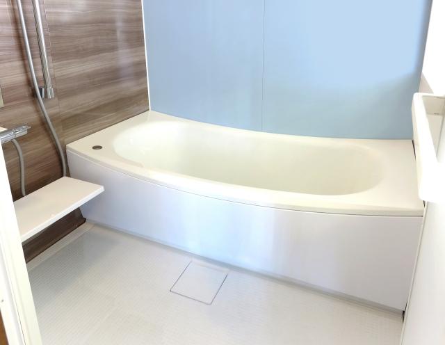 お風呂場、掃除、バスルーム